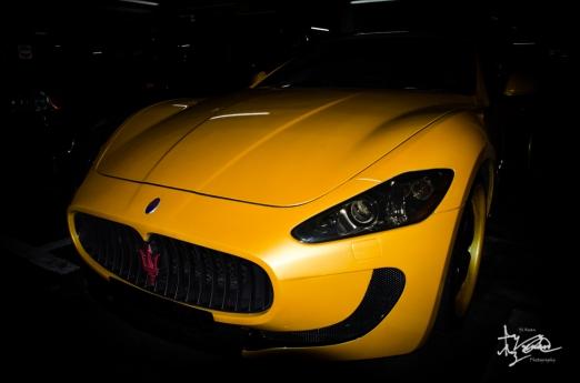 Maserati Front